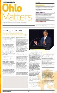 2016 May June OH Matters Issues