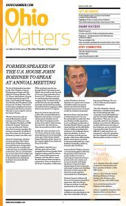2016 March April OH Matters Issues