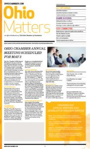 2017 OH Matters Issues